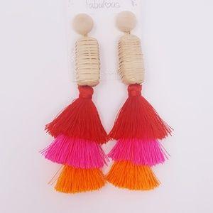 Fabulous Tassel Earrings